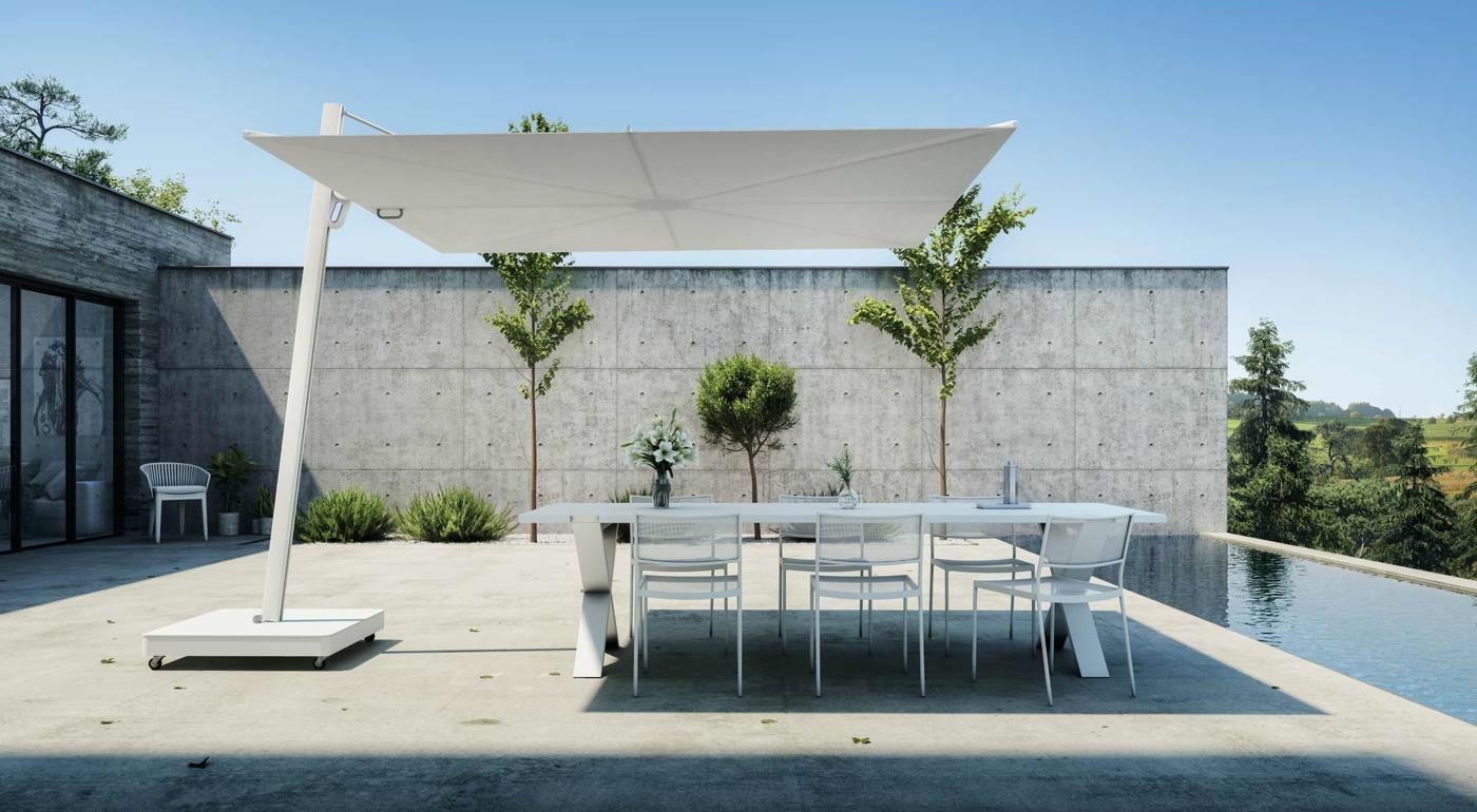 Design-Sonnenschirme