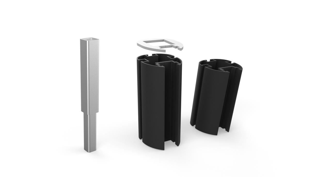 Kit d'estensione per ombrellone Spectra con struttura Dusk