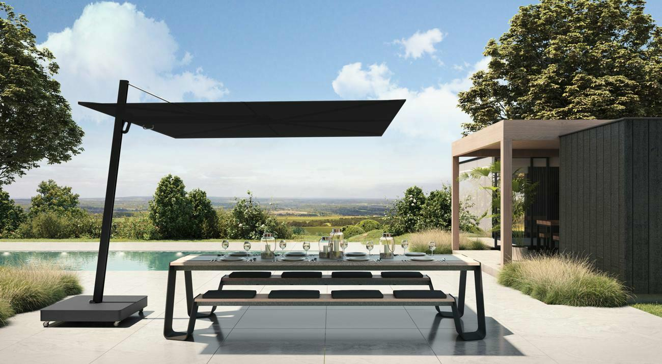 Spectra UX canopy Architecture Full Black