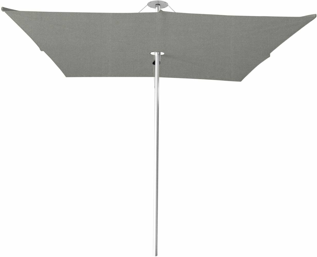 Infina canopy square 2,5 m in colour Grey