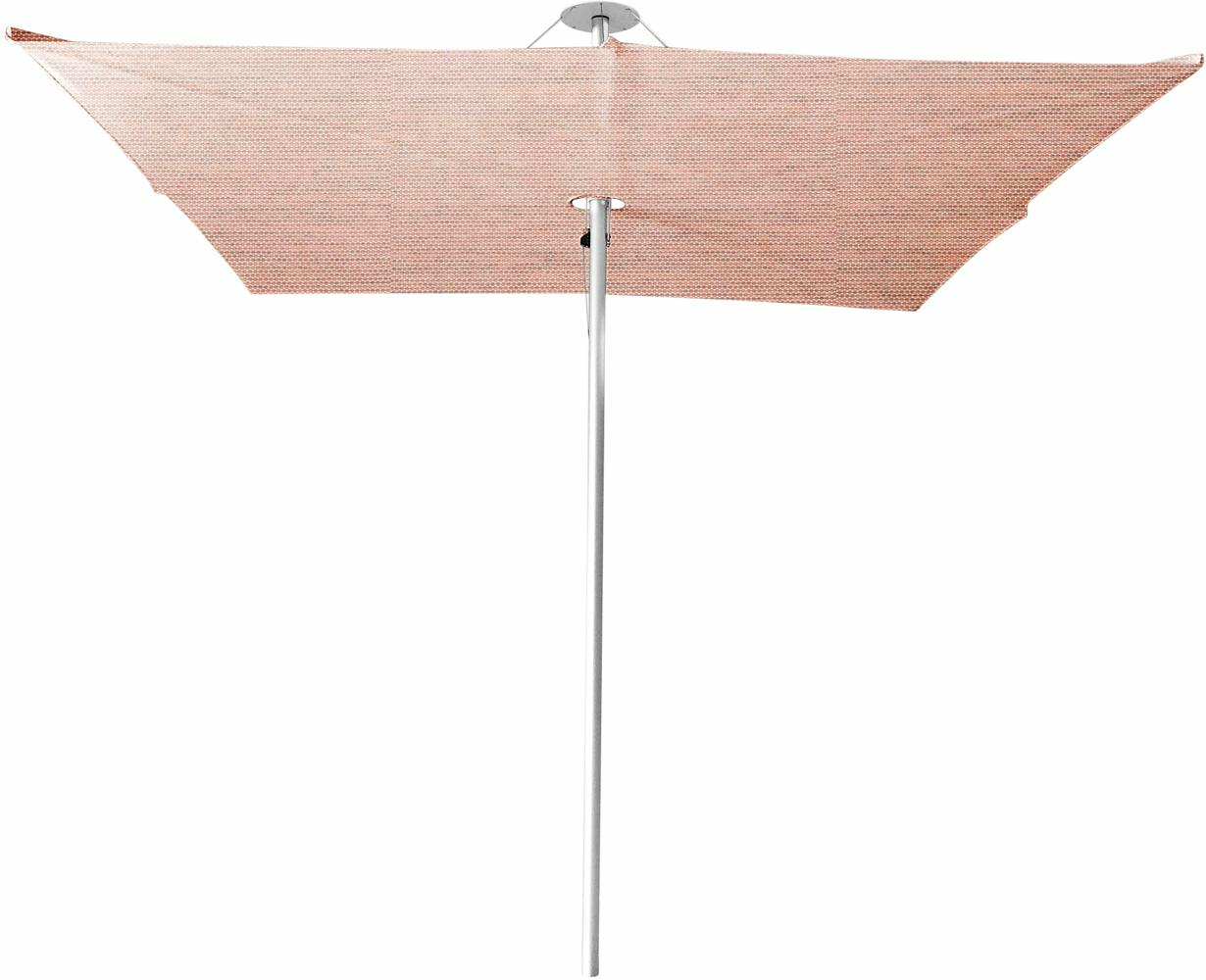 Infina canopy square 2,5 m in colour Blush