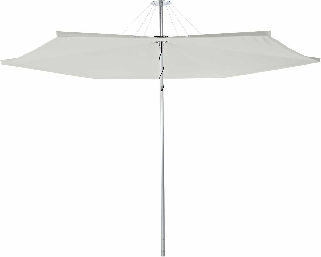 Infina canopy round 3 m in colour Canvas