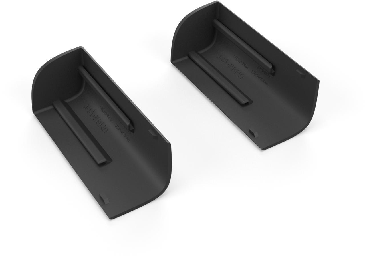 Set di 2 pezzi per gli angoli della copertura Dusk della base a crocera