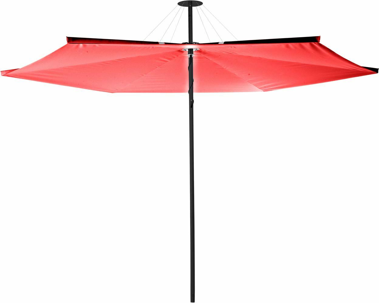 Infina ombrellone da giardino