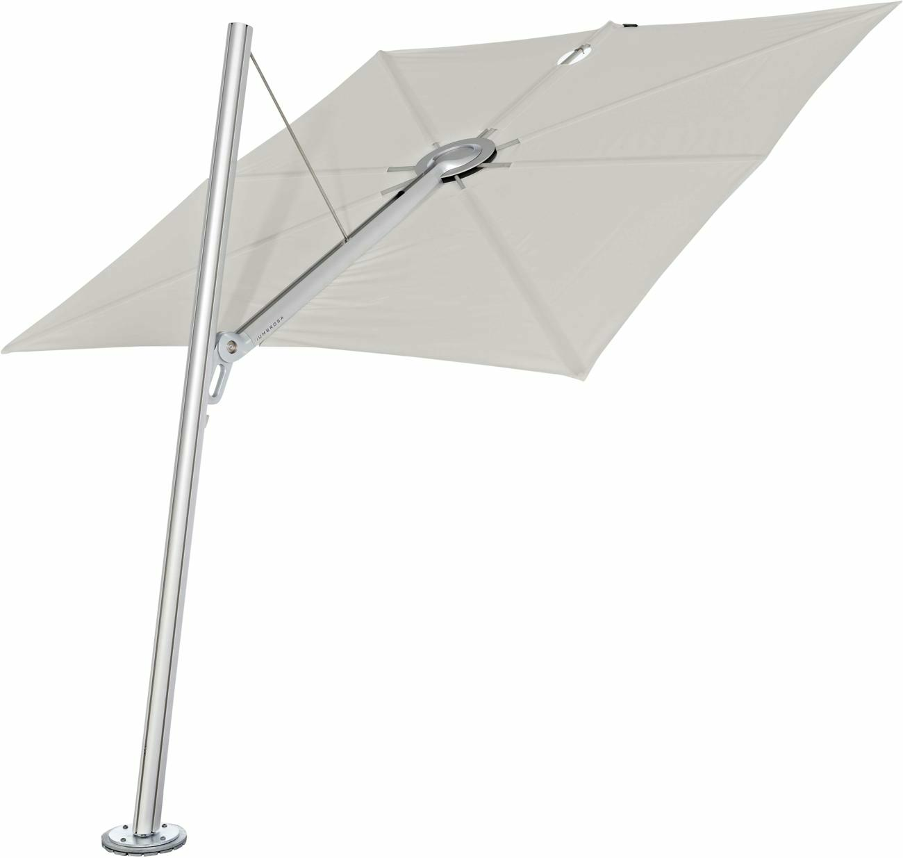 Spectra cantilever umbrella forward 80°