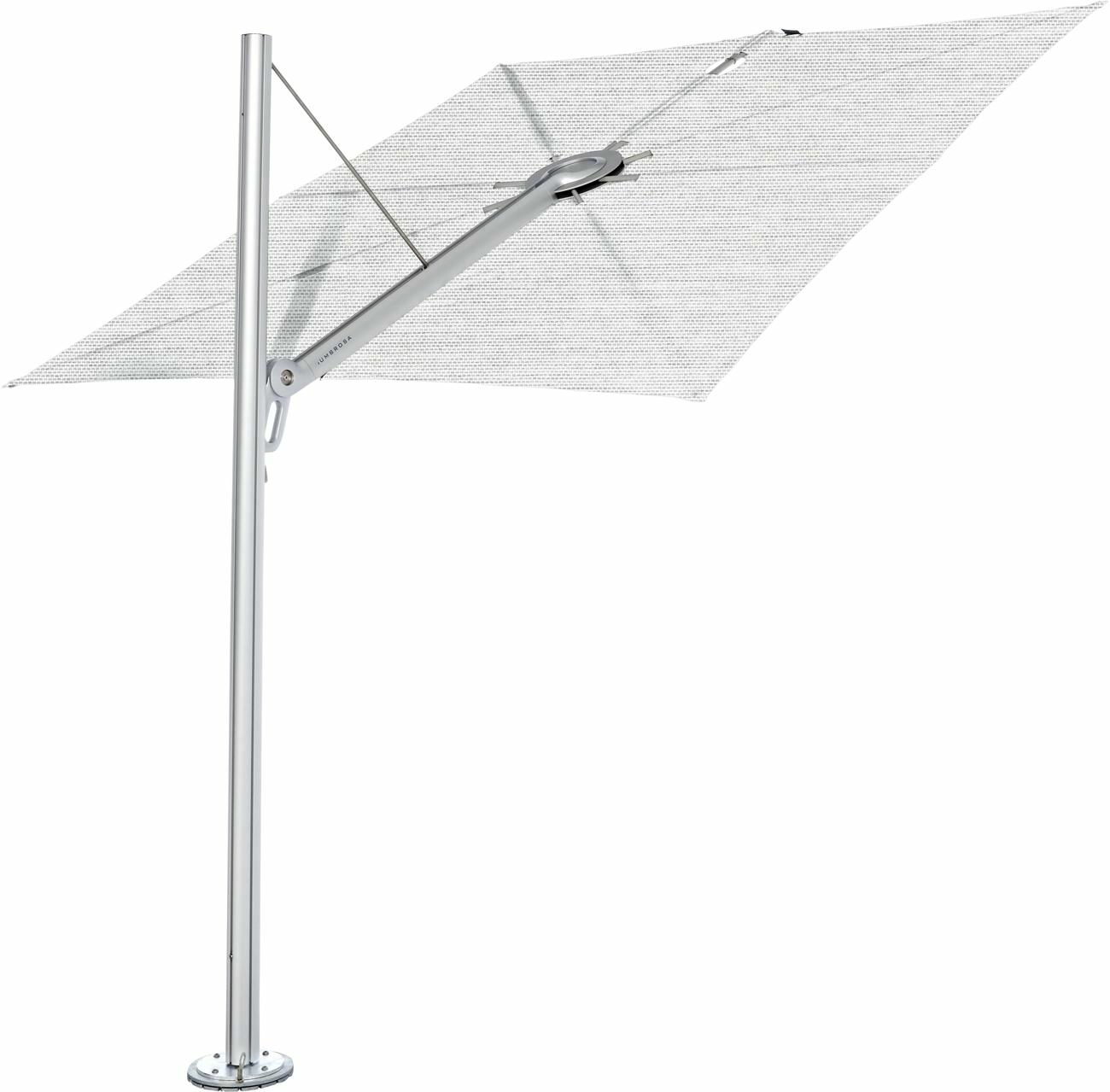 Spectra cantilever umbrella straight 90°