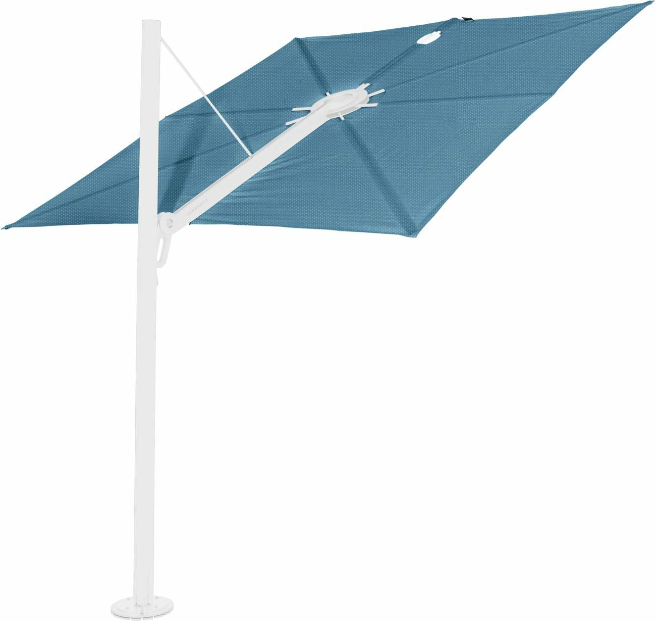 Spectra cantilever umbrella straight 90°