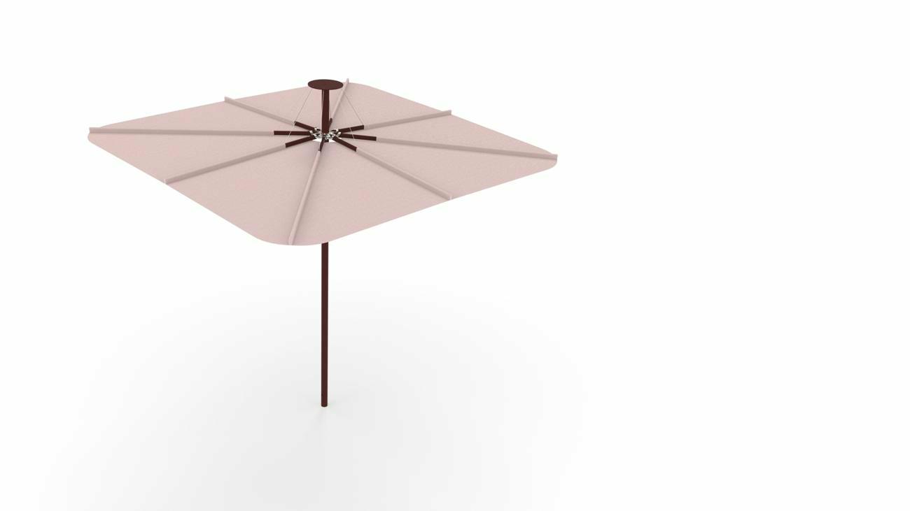 Infina UX Culture parasol de jardin