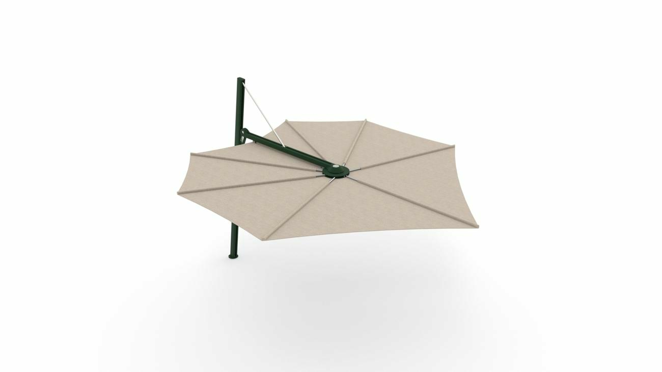 Spectra UX cantilever umbrella | Nature