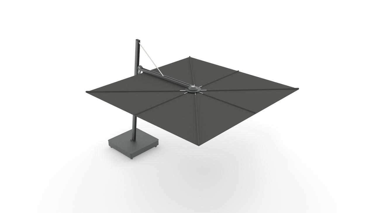 Spectra UX Ampelschirm ǀ Full Black