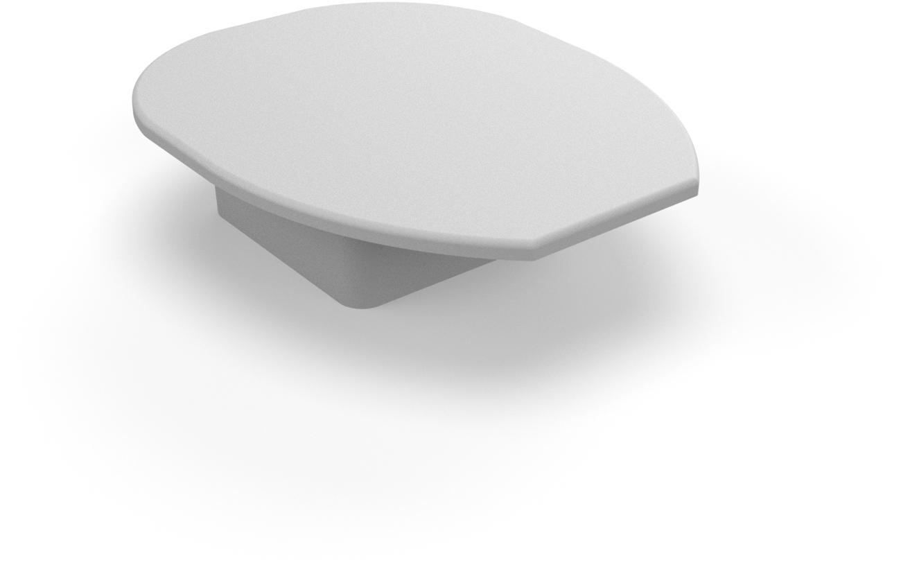 Cover plate for Paraflex pole