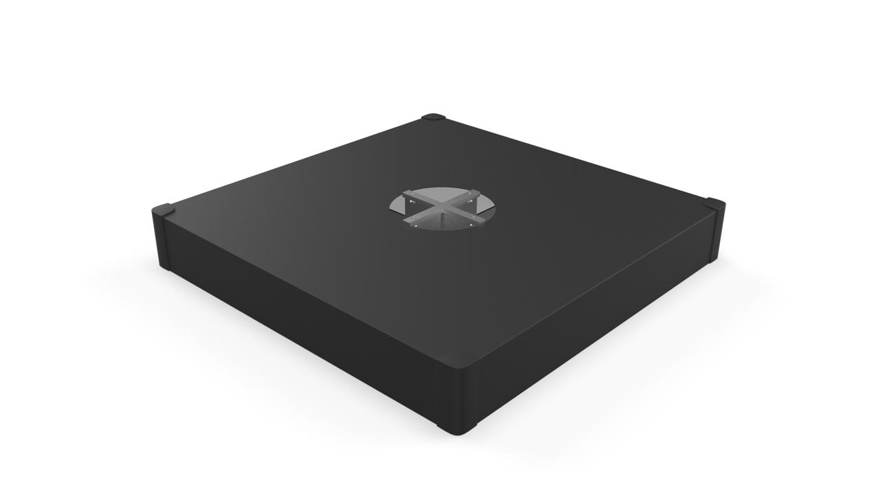 Tile base with Dusk cover (tiles not included)