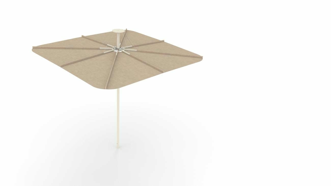 Infina UX Sand ombrellone da giardino