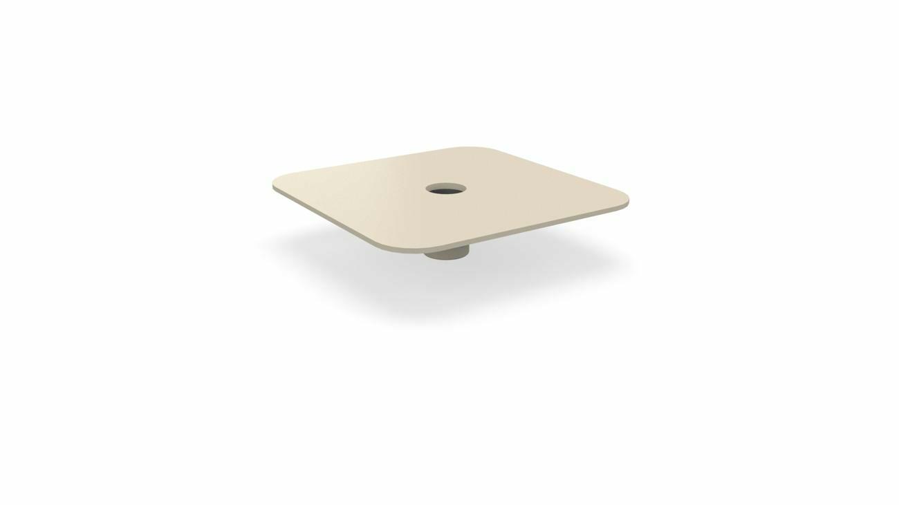 Infina UX table Sand