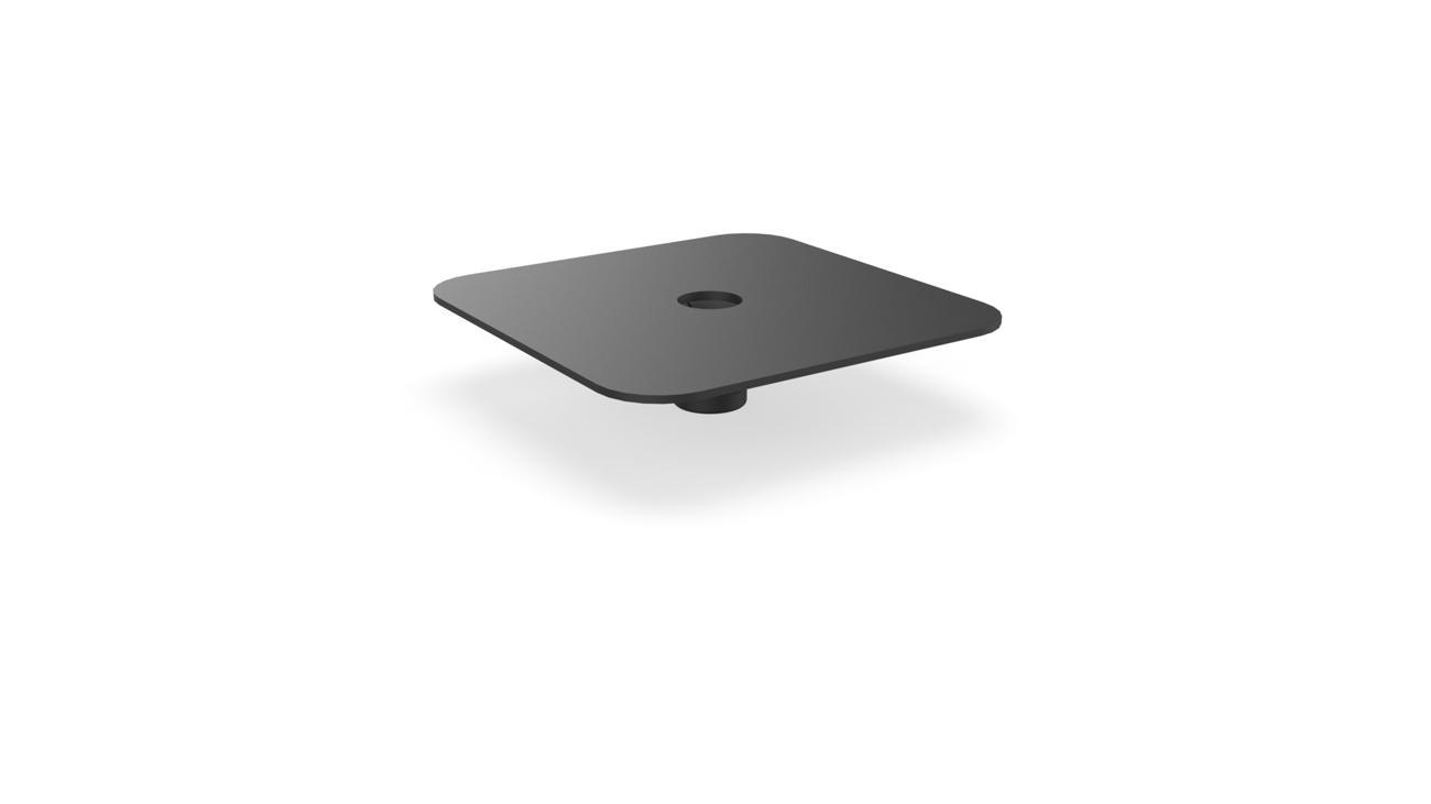 Infina UX table Full Black