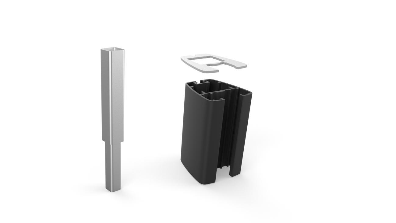 Kit d'extension Spectra UX Full Black - 15 cm