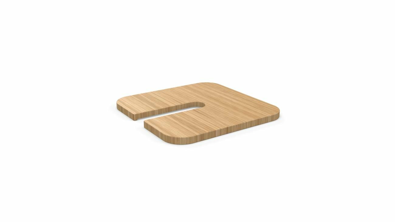 Infina UX Abdeckung Tisch Holz
