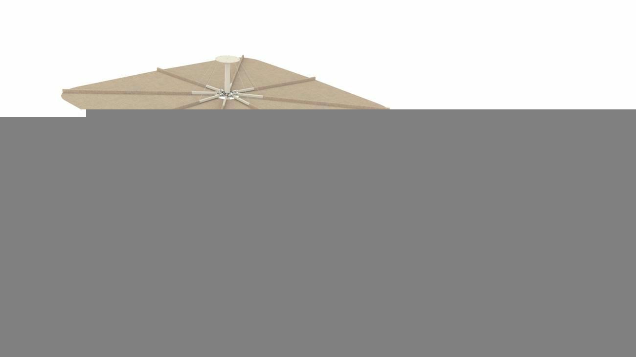 Infina UX garden umbrella | Sand