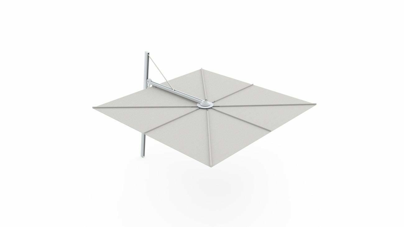 Ombrellone a palo laterale Spectra UX  ǀ  Architecture