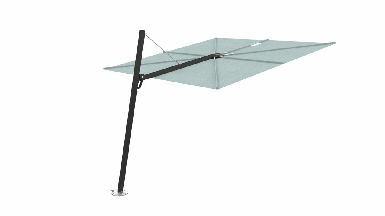 Spectra ombrellone a palo laterale avanti (80°)